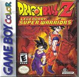 Dragon Ball Z: Legendary Super Warriors GBC