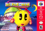 Ms. Pacman Maze Madness N64