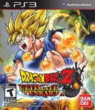 Dragon Ball Z: Ultimate Tenkaichi PS3