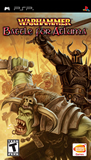 Warhammer Warcry Battle for Atluma PSP