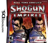 Real Time CoNFLict: Shogun Empires NDS