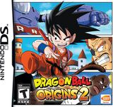 Dragon Ball: Origins 2 NDS