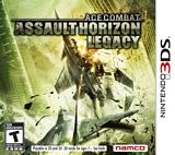 Ace Combat Assault Horizon Legacy 3DS