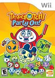 Tamagotchi Party On WII