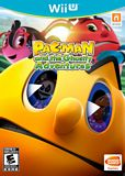 Pac-Man and the Ghostly Adventures Wii-U