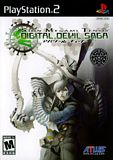 Shin Megami Tensei Digital Devil Saga (Game Only) PS2