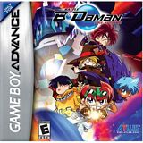 Battle B-Daman Fire Spirits GBA
