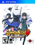 Summon Night 6: Lost Borders PSV