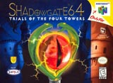 Shadowgate 64 Trials of the Four Towers N64