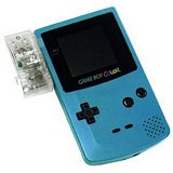 Game Boy Color Tini Tuner FM Radio GBC
