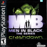 Men In Black the Series: Crashdown PS