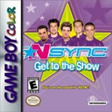 NSYNC Get to the Show GBC