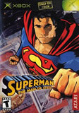 Superman: the Man of Steel Xbox