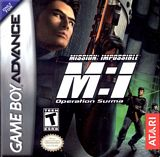 Mission Impossible Operation Surma GBA
