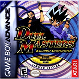 Duel Masters: Kaijudo Showdown Limited Edition GBA