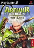 Arthur & The Invisibles PS2