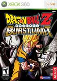 Dragonball Z: Burst Limit Xbox 360