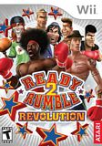 Ready 2 Rumble: Revolution WII