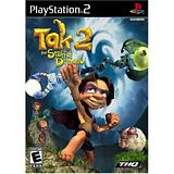 Tak 2: Staff Of Dreams PS2
