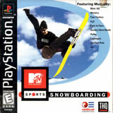 MTV Snowboarding PS