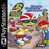 Rocket Power: Team Rocket Rescue PS