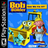 Bob the Builder: Can We Fix it? PS