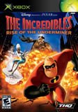 Incredibles 2: Rise of the Underminer Xbox