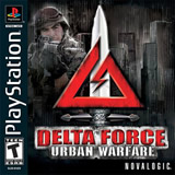Delta Force: Urban Warfare PS