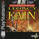 Legacy Of Kain: Blood Omen PS