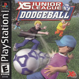 Xs Junior League Dodgeball PS