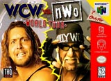 WCW vs nWo World Tour N64