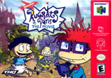 Rugrats In Paris N64