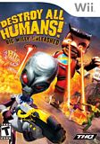 Destroy All Humans: Big Willy Unleashed WII
