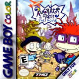 Rugrats In Paris: The Movie GBC