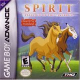 Spirit: Stallion of the Cimarron -- Search for Homeland GBA