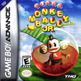Super Monkey Ball Jr. GBA