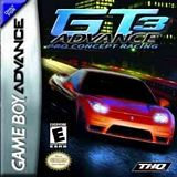 GT Advance 3 Pro Concept Racing GBA