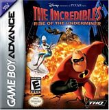 Incredibles 2: Rise of the Underminer GBA