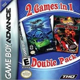 Hot Wheels Dual Pack: Velocity X / World Race GBA