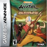 Avatar: The Last Airbender - the Burning Earth GBA