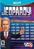 Jeopardy! Wii-U