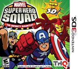 Marvel Super Hero Squad The Infinity of the Gauntlet 3DS