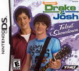 Drake & Josh Talent Showdown NDS