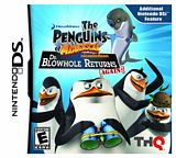 Penguins of Madagascar: Dr. Blowhole Returns Again! NDS