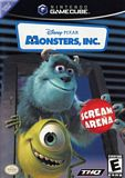 Monsters Inc. Scream Arena NGC