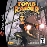 Tomb Raider Chronicles DC