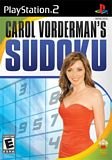 Carol Vorderman's Sudoku PS2