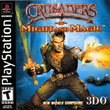 Crusaders of Might & Magic PS