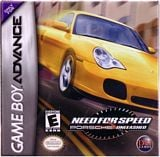 Need for Speed: Porsche Unleashed GBA