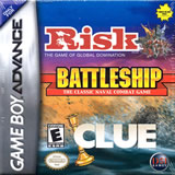 Risk / Battleship / Clue GBA